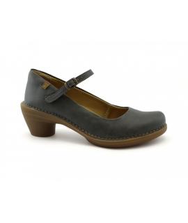 EL NATURALISTA Aqua shoes Donna Mary Jane strap heel vegan shoes