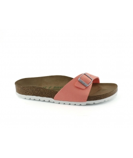 BIRKENSTOCK Madrid BS ciabatte Donna fibbia vegan shoes