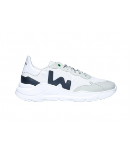 WOMSH Wave Unisex Schuhe Recycelte Turnschuhe vegane Schuhe Made in Italy