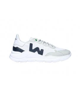Zapatos unisex WOMSH Wave Zapatillas de deporte recicladas zapatos veganos Made in Italy
