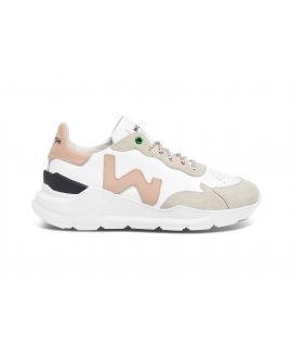 WOMSH Wave Women's Shoes Sneakers Pellemela vegan shoes Made in Italy