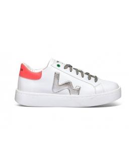 Chaussures femme WOMSH Concept Sneakers Chaussures vegan Pellemela Fabriqué en Italie