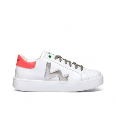 WOMSH Concept Scarpe Donna Sneakers Pellemela vegan shoes Made in Italy
