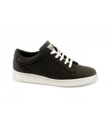 NAE Basic scarpe Donna sneakers lacci Piñatex waterproof vegan shoes