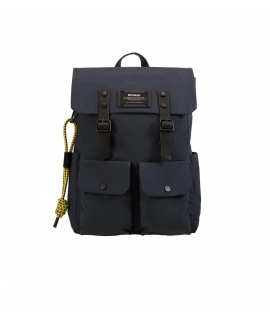 ECOALF Zermat Backpack Unisex backpack recycled vegan waterproof adjustable straps