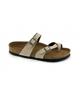 BIRKENSTOCK Mayari ciabatte Donna infradito fibbie vegan shoes