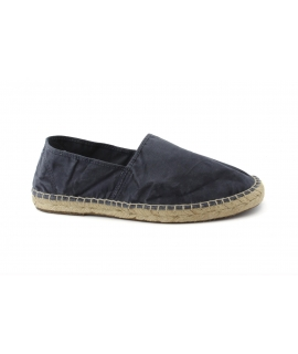 NATURAL WORLD Schuhe Mann Espadrilles Slip on Baumwolle Bio abnehmbare plantar vegane Schuhe