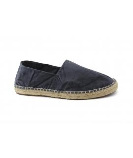 NATURAL WORLD shoes Man Espadrlles Slip on Cotton Bio removable plantar vegan shoes