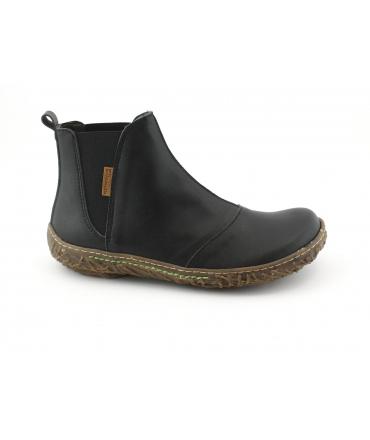 EL NATURALIST N786T NIDO Schuhe Frau Beatles elastische vegane Schuhe