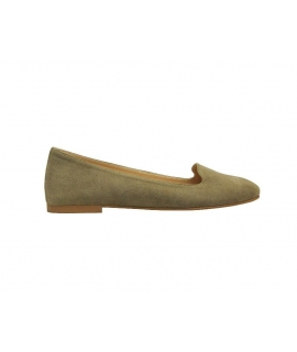 FERA LIBENS Vesta Scarpe Donna Slippers Alcantara Made in Italy