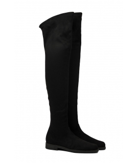 RAPISARDI GRACE G103 Stivali Donna tubolare sopra il ginocchio vegan shoes