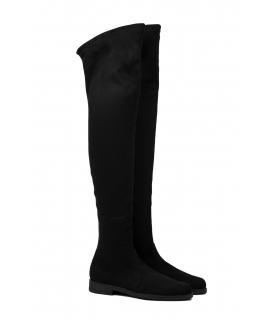 RAPISARDI GRACE G103 women's boot over the knee vegan shoes