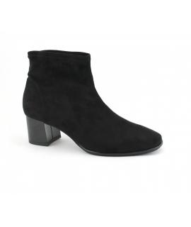 RAPISARDI MARIKA M804 Women's shoes Tubular ankle boots heel Nubuck effect vegan shoes