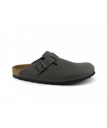 BIRKENSTOCK Boston BS ciabatte zoccoli Uomo fibbia vegan shoes