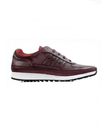 WILL'S LA TRAINERS Sportive Casual Uomo lacci vegan shoes