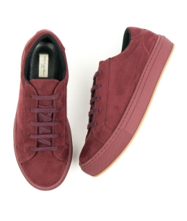WILL'S COLOUR SNEAKERS Sneakers Donna lacci Microfibra effetto Nabuk vegan shoes