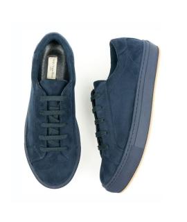 WILL'S COLOUR SNEAKERS Sneakers Uomo lacci Microfibra effetto Nabuk vegan shoes