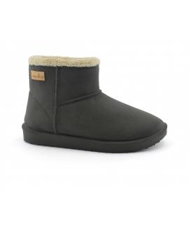 VEGAN BIO Snowdrop shoes Mujer Botines con capa de piel sintética zapatos veganos