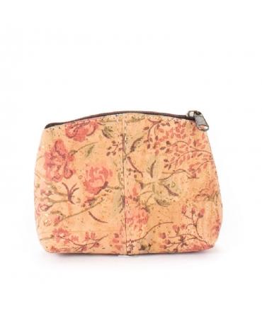 ARTELUSA Zip wallet vegan cork purse