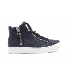 NAE Milan Pi Atex Unisex-Schuhe Sneakers Mid Laces wasserdichte vegane Schuhe mit Reißverschluss
