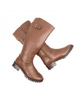 WILL'S Botas hasta la rodilla zapatos Mujer botas Biopolioli zip zapatos veganos impermeables