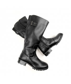 WILL'S Knee Length Boots shoes Women boots Biopolioli zip waterproof vegan shoes
