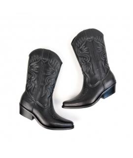 WILL'S Western Boots scarpe Donna stivali Biopolioli zip impermeabili scarpe vegane