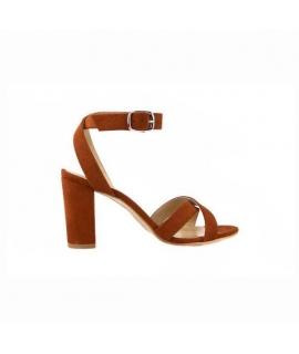 Chaussures femme FERA LIBENS Calliope pour femmes, à talons en Alcantara, fabriqués en Italie