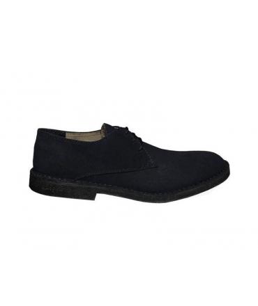 FERA LIBENS ANTEO Men's Desert Suede Alcantara Hemp Shoes Made in Italy
