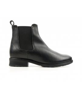 WILL'S Smart Chelsea Bottes Chaussures Femme beatles Biopolioli élastiques chaussures végétaliennes imperméables