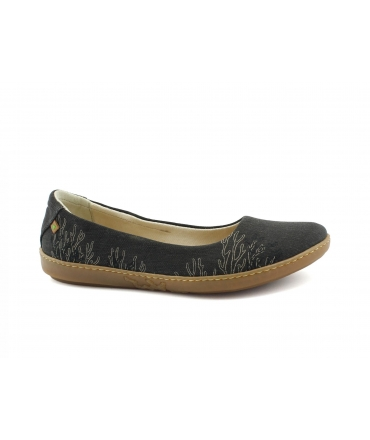 EL NATURALISTA Korallenschuhe Frauenballerinas vegane Schuhe