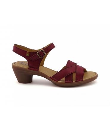 EL NATURALISTA Zapatos Aqua Sandalias Mujer con correa en el talón zapatos veganos