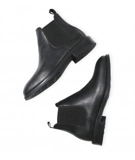 WILL'S Waterproof Chelsea Boots Damenschuhe Beatles Biopolioli elastische wasserdichte vegane Schuhe