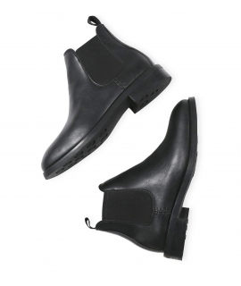 WILL'S Waterproof Chelsea Boots scarpe Donna beatles Biopolioli elastico impermeabili scarpe vegane