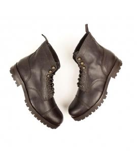 WILL'S Work Boots Schuhe Damen Stiefel Biopolioli wasserdichte Schnürsenkel vegane Schuhe