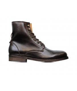 WILL'S Strider Bottes chaussures Bottes pour hommes Biopolioli lacets imperméables chaussures végétaliennes