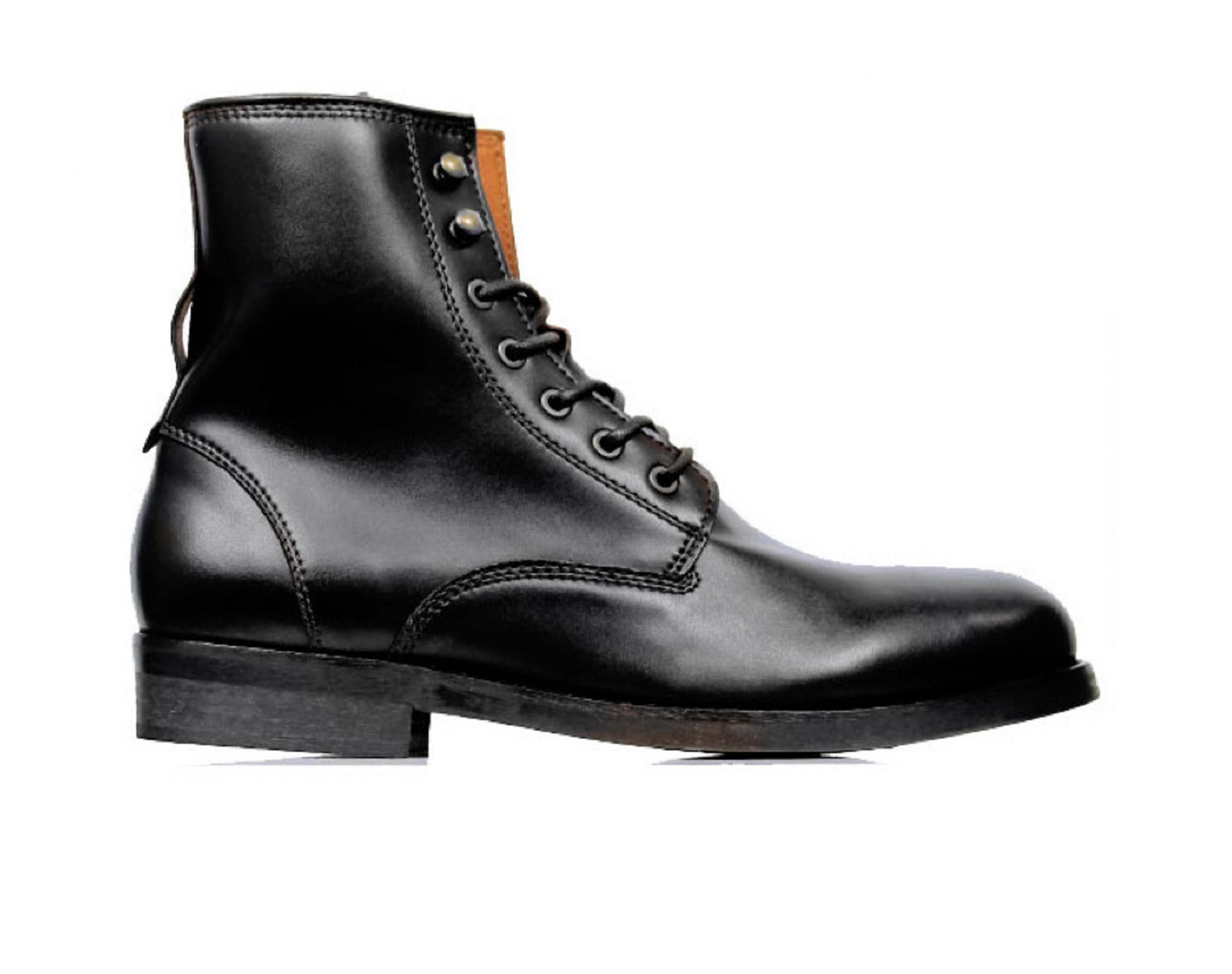cc065e27945260 WILL S Strider Boots Schuhe Herren Stiefel Biopolioli wasserdichte  Schnürsenkel vegane Schuhe - VeganShoes.it