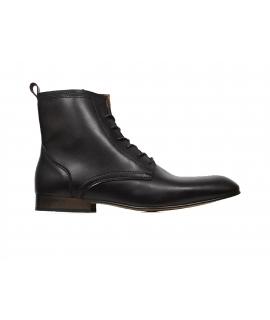 WILL'S Slim Sole Dress Boots scarpe Uomo scarponcini Biopolioli lacci impermeabili scarpe vegane