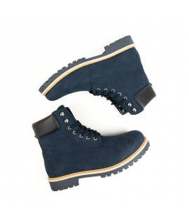 WILL'S Dock Boots chaussures chaussures homme lacets chaussures végétaliennes imperméables