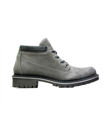 WILL'S Ankle Dock Boots scarpe Donna scarponcini lacci impermeabili scarpe vegane