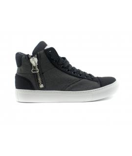 NAE Milan PET shoes Unisex sneakers mid laces zip waterproof vegan shoes