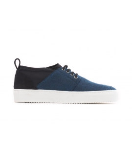 NAE Re-Pet Unisex Schuhe Sneakers elastische Schnürsenkel vegane Schuhe