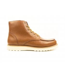 WILL'S Low Rig Boots scarpe Uomo scarponcini Biopolioli lacci impermeabili scarpe vegane