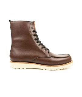 WILL'S High Rig Boots scarpe Uomo scarponcini Biopolioli lacci impermeabili scarpe vegane