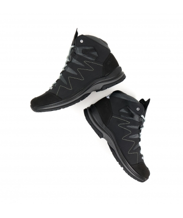 WILL'S Waterproof Walking Shoes Scarpe Donna sportive lacci impermeabili scarpe vegane