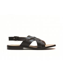 Zapatos NAE Tino Sandalias trenzadas para hombres hebilla de correa zapatos veganos