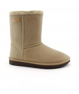GRUNLAND VEG DOOM botas de mujer botas de piel sintética zapatos veganos impermeables