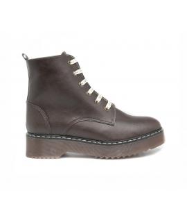 NAE Trina shoes Woman boot 6 holes laces vegan shoes