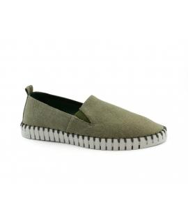 SLOWWALK Mali Scarpe Uomo Slip on tessuto vegan shoes