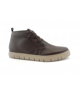 SLOWWALK Lucian Shoes Hombre tobillo cordones de maíz zapatos veganos